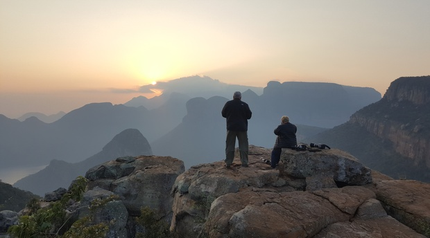 Blyde River Canyon and panorama route